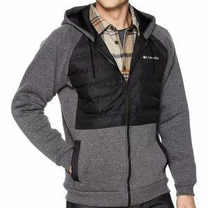 NWT Columbia Northern Comfort II Hoodie Jacket